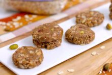 No Bake Breakfast Cookies