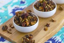 Low Carb Granola Recipe