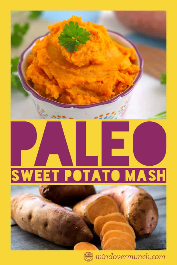 Savory Sweet Potato Mash