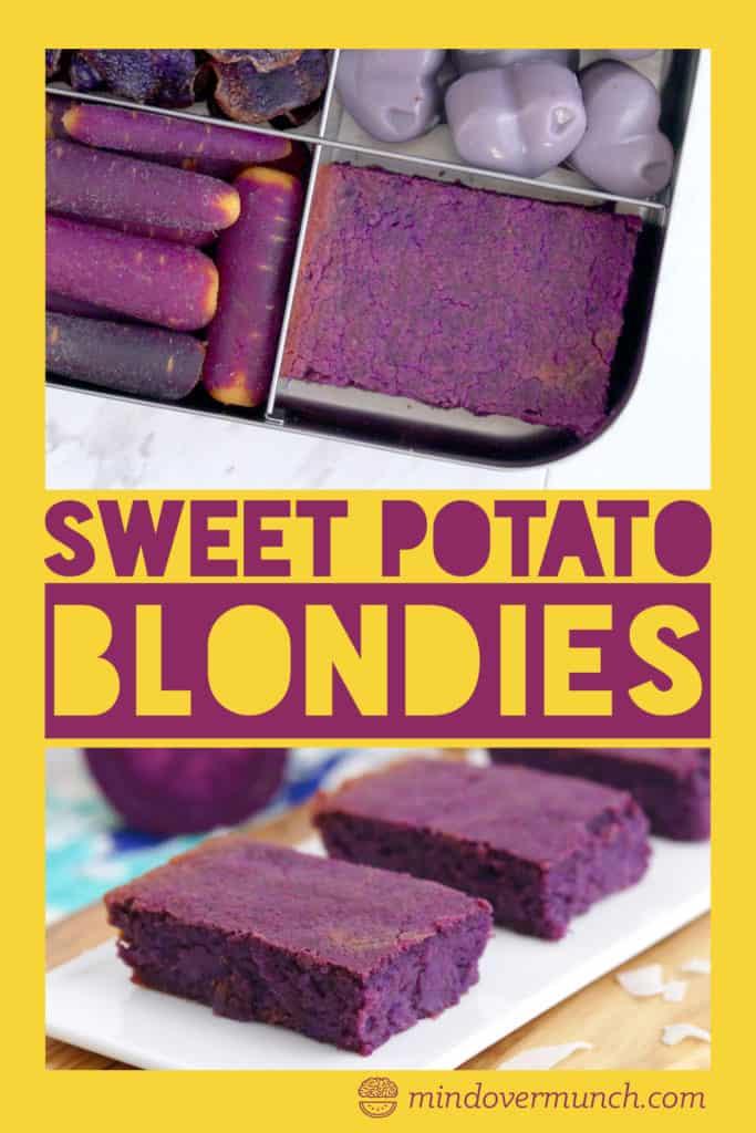 Sweet Potato Breakfast Bars