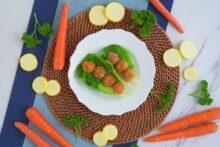 Turkey Veggie Meatballs