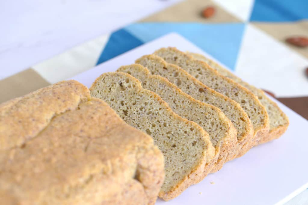 Low Carb Almond Flour Bread Recipe Mind Over Munch