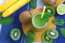 Spinach Banana Smoothie