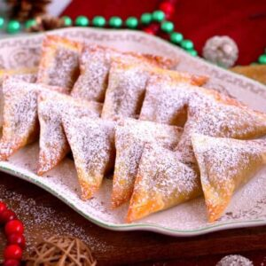 Baked Pumpkin Pie Wontons, oven baked wontons, pumpkin pie wontons cream cheese, how to make baked wontons, baked dessert wontons, healthy holiday desserts