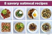 Savory Oatmeal, oatmeal with egg, healthy oatmeal recipes, oatmeal breakfast, simple savory oatmeal, oatmeal recipe ideas, savory oats recipe, low calorie savory oatmeal recipes, healthy breakfast ideas