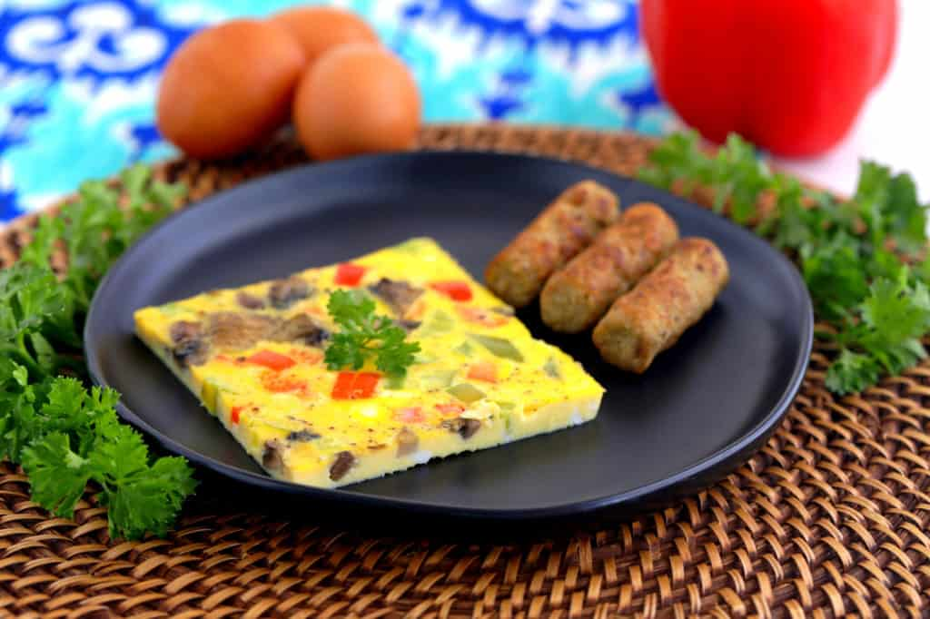 Sheet pan eggs for breakfast sandwiches, oven baked eggs, scrambled eggs in oven, how to bake eggs, eggs in the oven, keto breakfast ideas, low carb breakfast recipes, low carb meal prep, easy keto meals, best keto recipes
