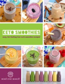 Keto Smoothie Recipes Free eBook Download