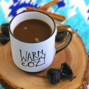 drinks for digestion, prune juice tea, prune juice chai tea, drinks to settle stomach, what is prune juice, does prune juice help with constipation, juice for constipation, digestive health
