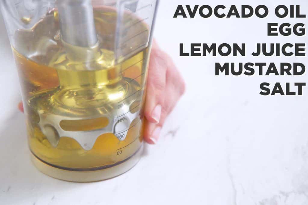 healthy avocado oil mayo recipe, homemade mayo avocado oil, how to make avocado oil mayonnaise, how to make healthy mayo