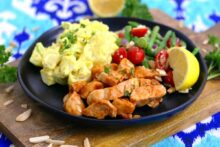 Grilled BBQ Chicken Meal Prep Bowl, barbecue chicken breast, side dishes for bbq chicken, how long to grill chicken tenders, grilled chicken tenders recipes, bbq chicken lunch ideas, healthy lunches for work, cold lunch ideas, cheap easy meals