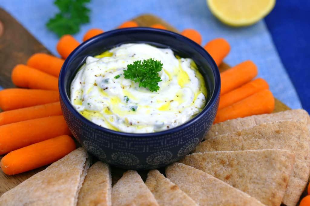 healthy labneh dip, labneh yogurt, what is labneh, how to make labneh, easy labneh recipe, labneh, is labneh healthy