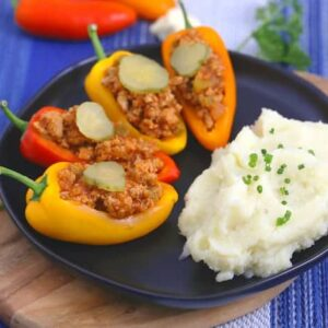 Healthy Sloppy Joes Recipe, turkey sloppy joes, easy sloppy joe recipe, sloppy joe bites, easy dinner ideas for two, cheap dinner ideas, healthy meal prep dinners, quick healthy meals, inexpensive healthy meals