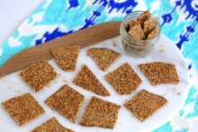 sesame brittle, sesame candy, sesame seed brittle recipe, sesame brittle recipe healthy, honey sesame seed candy, Chinese sesame candy recipe, healthy brittle recipe, vegan candy recipes, healthy homemade candy recipes