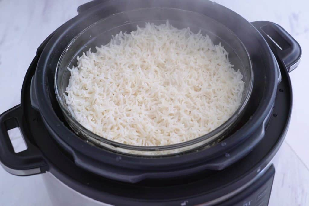 Instant pot rice, how to cook rice in instant pot, instant pot Indian chicken recipes, best instant pot recipes, how to make healthy butter chicken