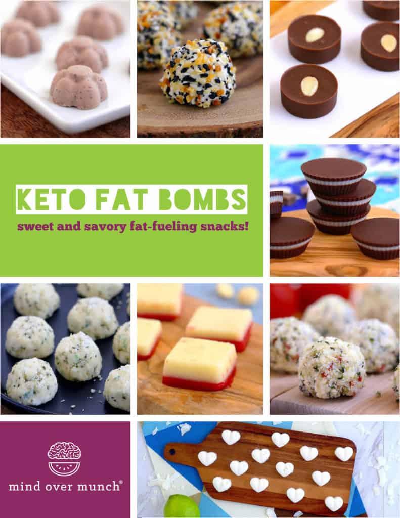 Sweet & Savory Keto Fat Bomb Recipes, keto bomb, easy fat bombs, how to make fat bombs, easy low carb fat bombs, keto fat bomb recipe, sweet and savory fat bombs pdf, ketogenic fat bombs