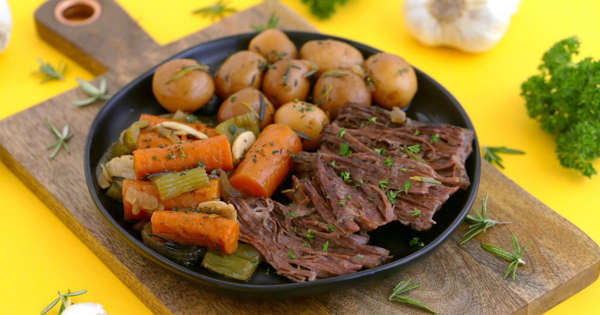 Keto Beef Recipes Pot Roast