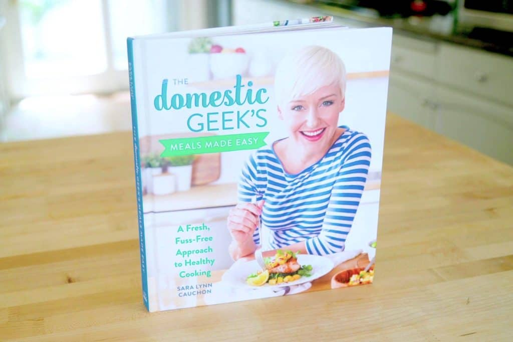 Summer meals made easy, The Domestic Geek cookbook, Meals Made Easy, easy summer recipes, vegetarian meals, 30 minute meals, quick recipes, summer meal prep recipes, healthy summer meals, vegan breakfast cookies, one pot penne pasta, summer salad recipes