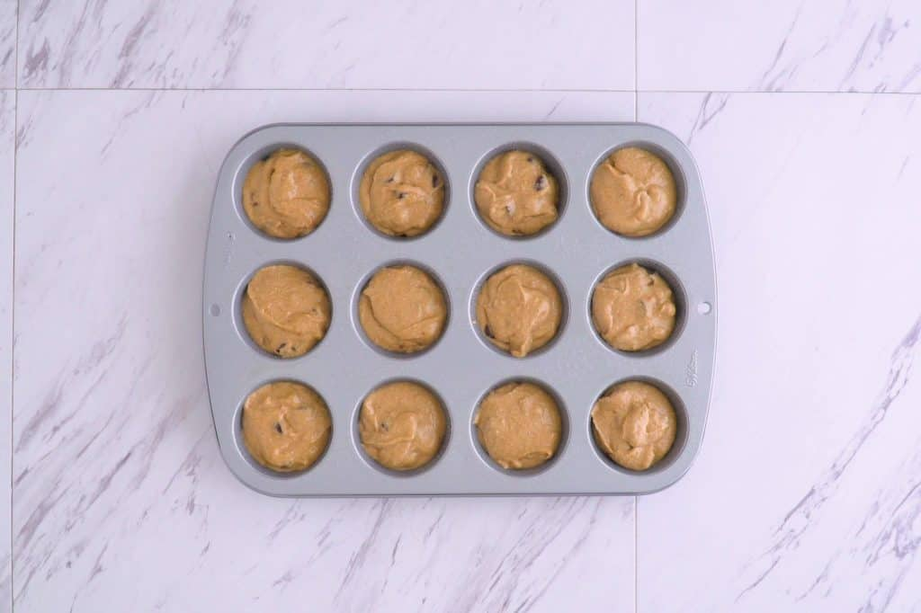 Oatmeal blender muffins without flour, gluten free blender muffins, how to make oatmeal muffins without flour, healthy muffins, vitamix muffin recipes, healthy oatmeal muffin recipes, easy oatmeal breakfast muffins, breakfast ideas, meal prep recipes, healthy breakfast muffin recipes