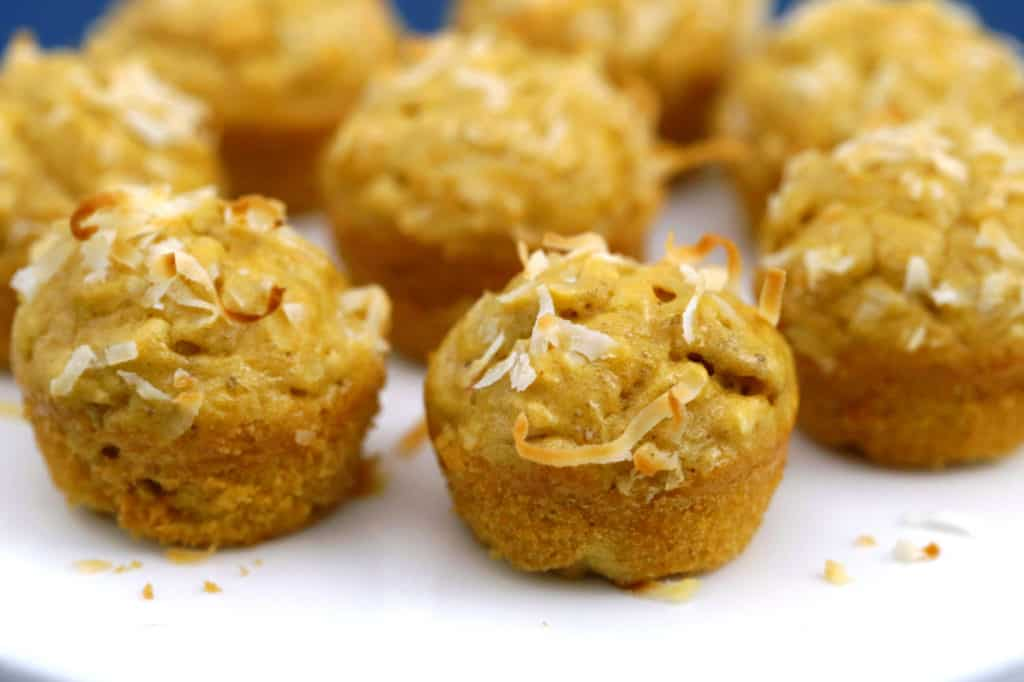 3 Ingredient Cashew Butter Muffins, paleo nut butter muffins, paleo muffins, 3 ingredient flourless muffins, gluten free muffins, flourless sugar free muffins, healthy road trip snacks, paleo snacks, grain free flour free muffins