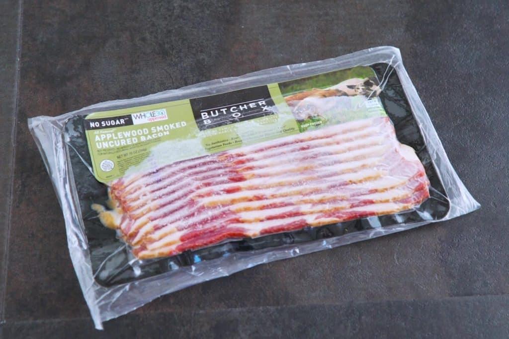 Butcher Box Bacon