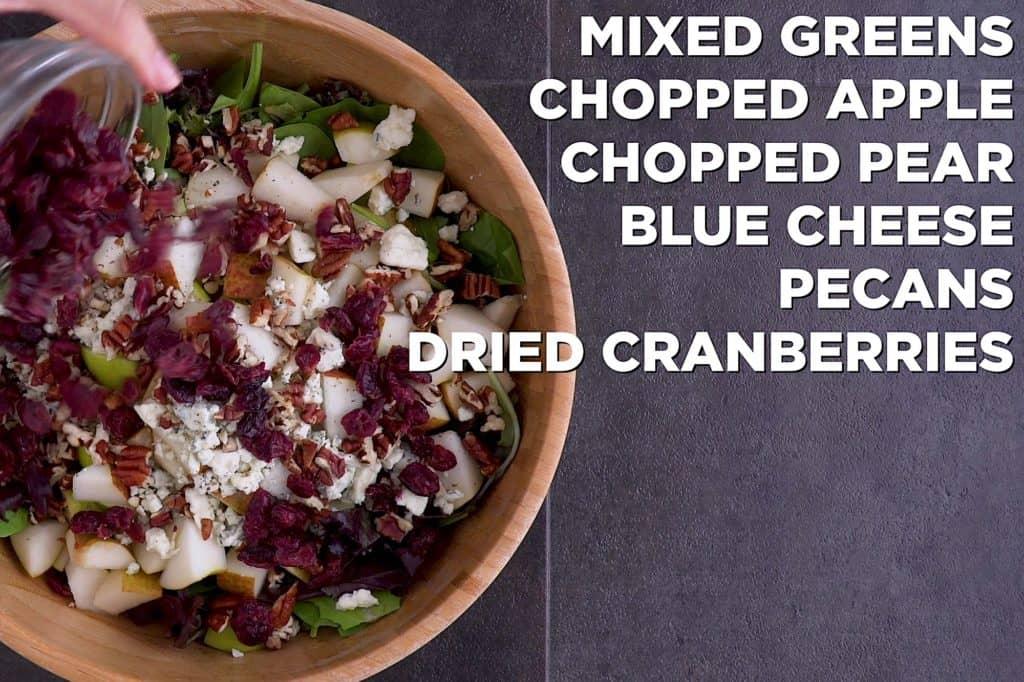 Crisp Autumn Salad