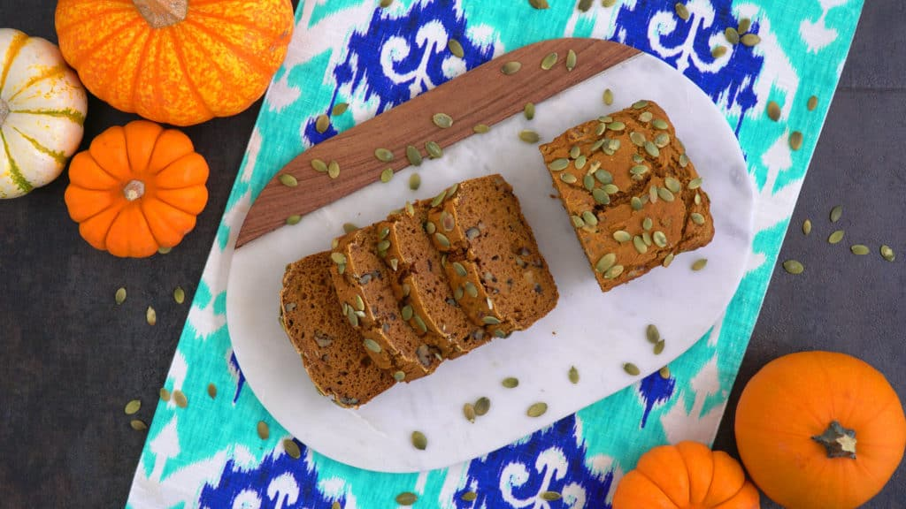 Gluten Free Pumpkin Loaf Recipe