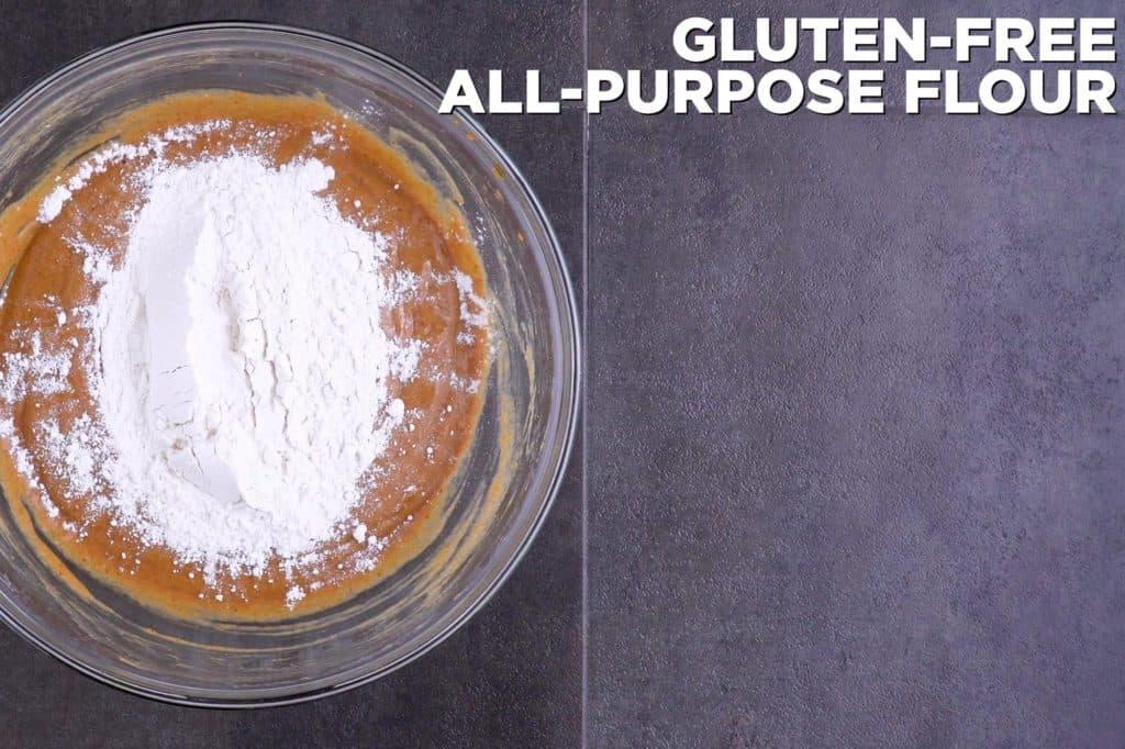 Pumpkin Bread with Rice Flour