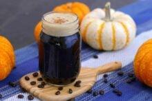 Keto Pumpkin Cream Cold Brew