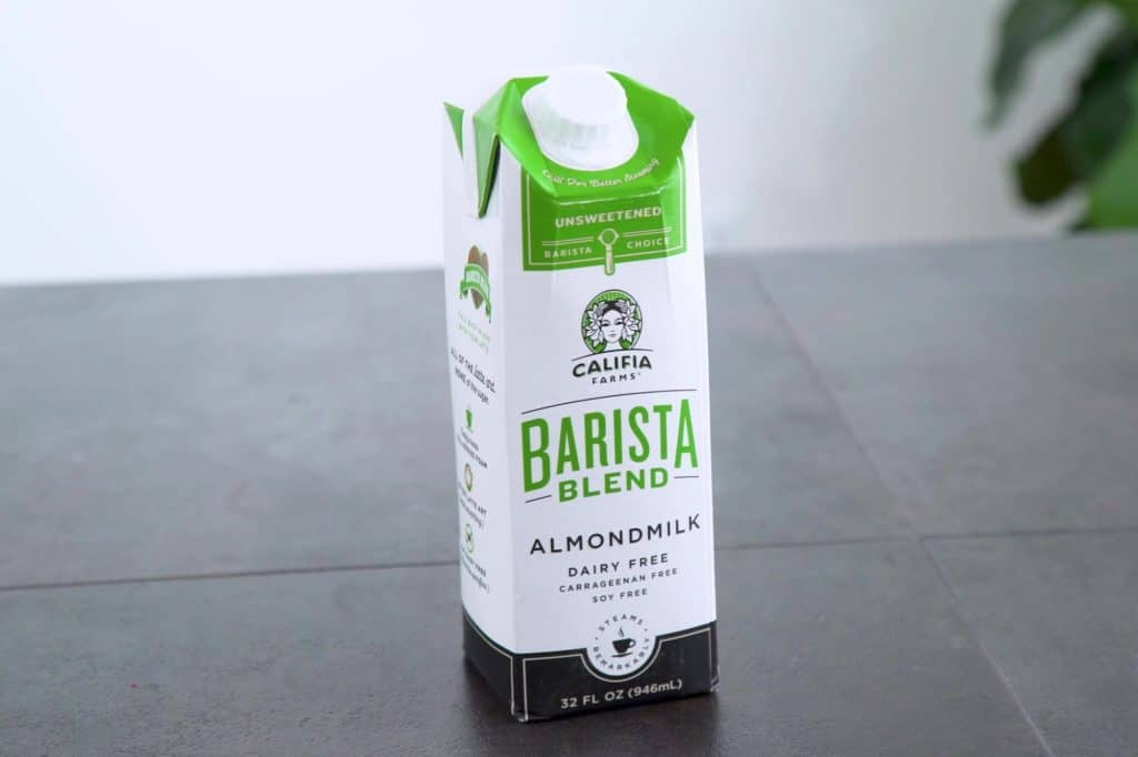 Califia Farms Almond Milk Barista Blend
