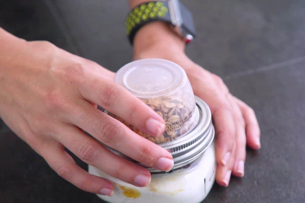 Make Ahead Breakfast Yogurt Parfait