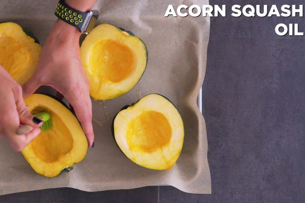 How to Roast Acorn Squash