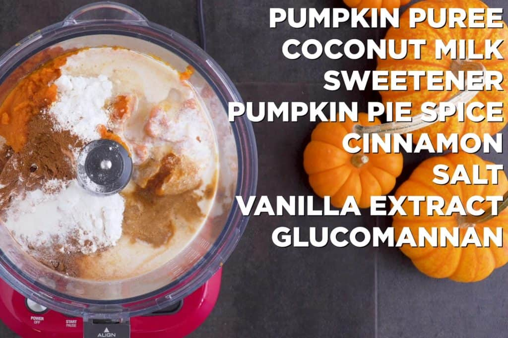 Vegan Pumpkin Pie Filling Ingredients