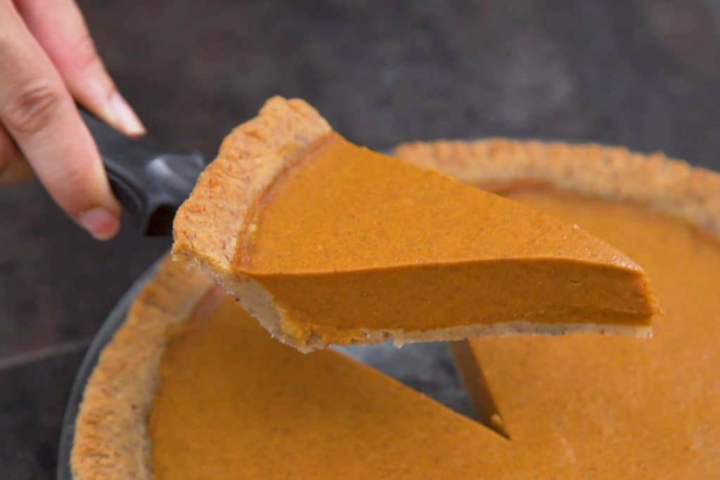 How to Make Low Carb Pumpkin Pie