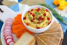 Butternut Squash Hummus Recipe