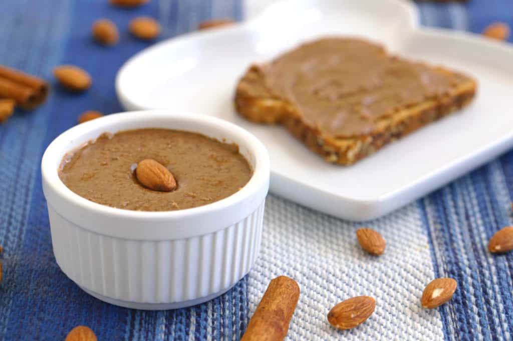 Spiced Chai Almond Butter