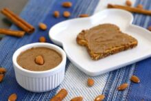 Chai Almond Butter Recipe