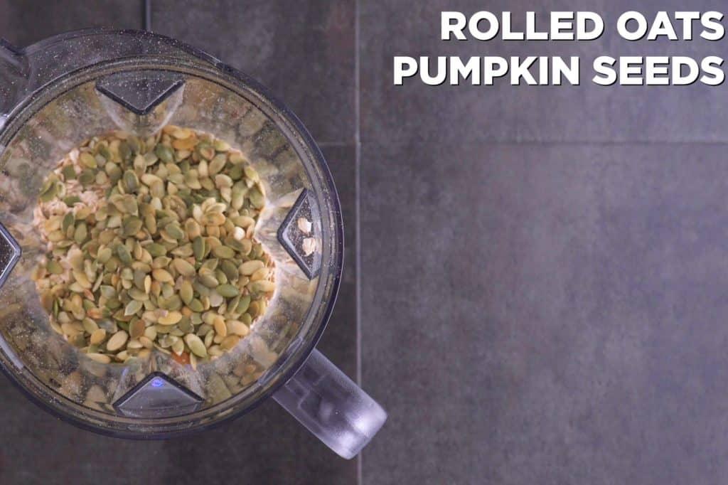 Blender Pumpkin Muffins Ingredients