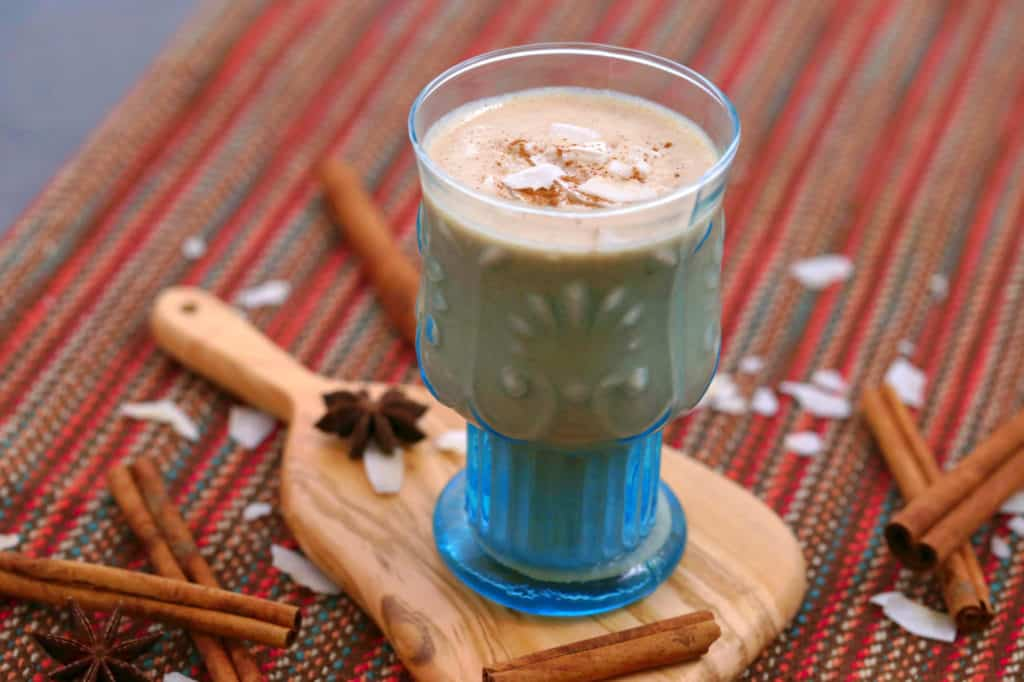 Chai Coconut Smoothie