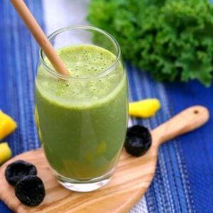 Pineapple Kale Smoothie Recipe