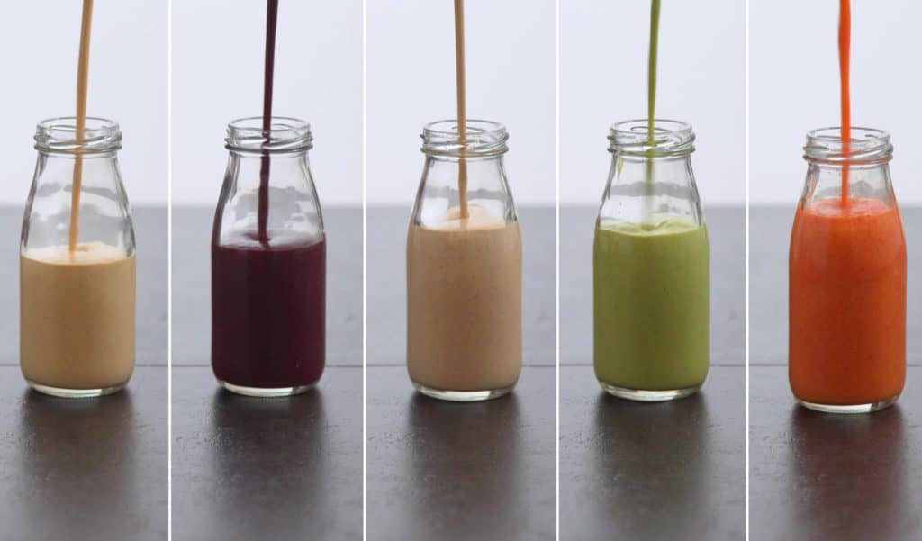 High Fiber Smoothie Recipes