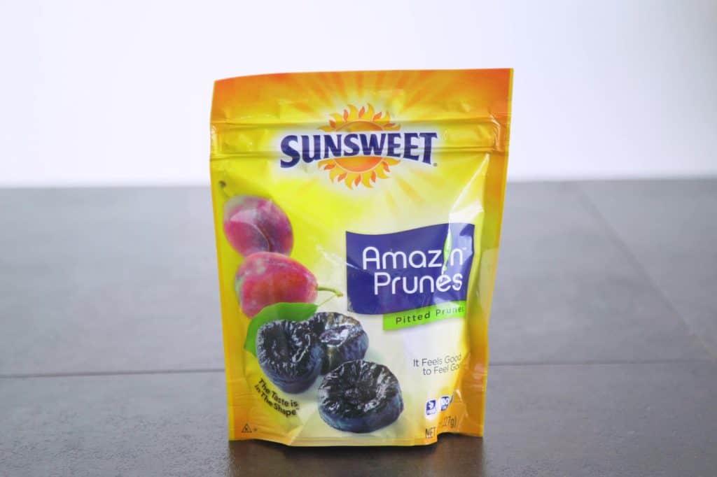 Prunes Fiber & Nutrition