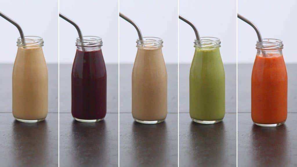 Smoothie Recipes without Banana