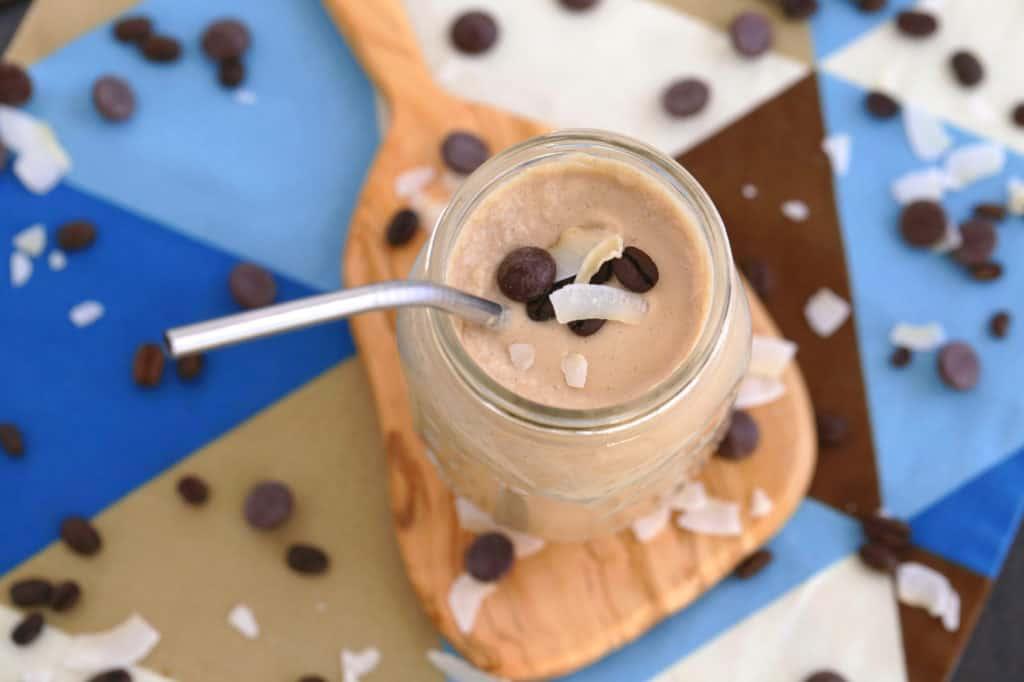 Chocolate Keto Breakfast Shake