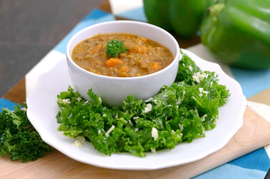 Lemon Kale Salad