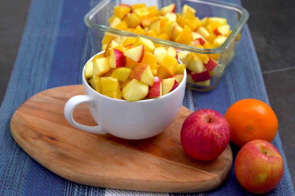 Meal Prep Fruit Salad