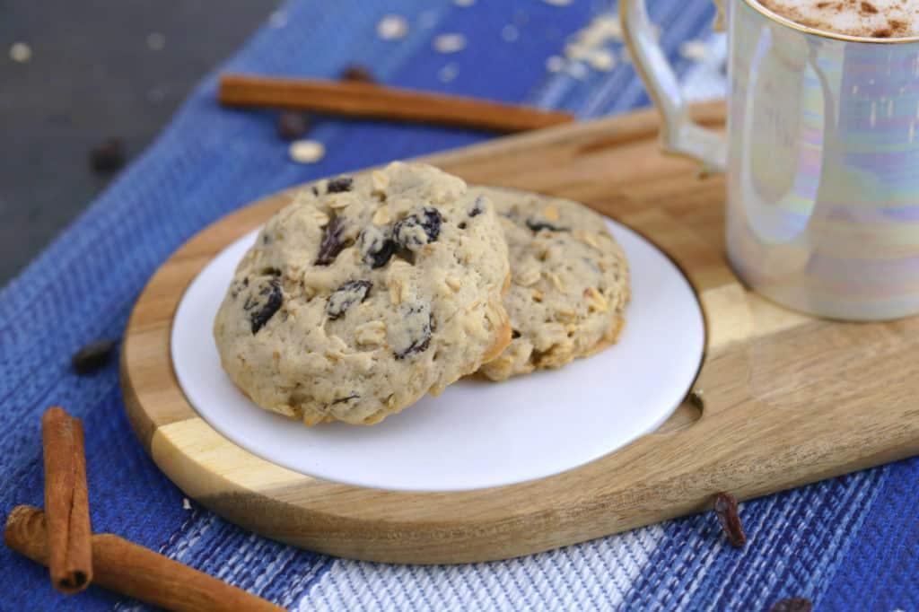 Single Serve Oatmeal Cookie