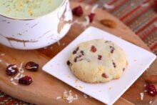 Single Serve Shortbread Cookie
