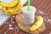 Coconut Bubble Tea Recipe