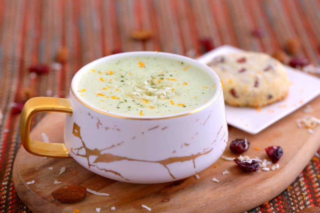 Homemade Matcha Latte Recipe