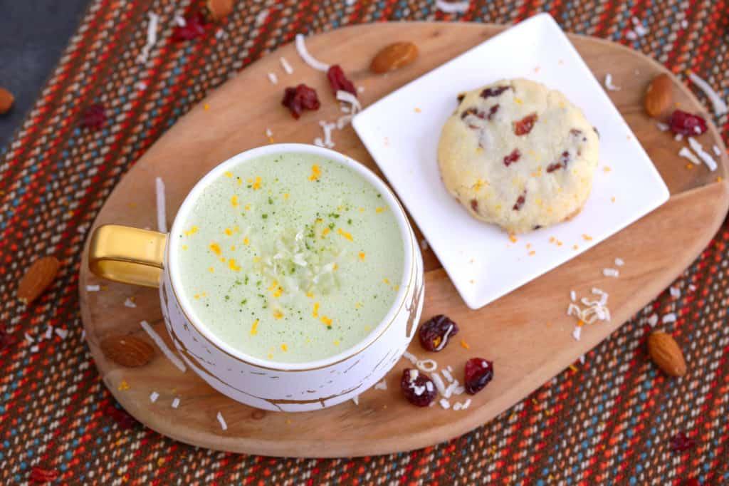 Matcha Green Tea Latte Recipe